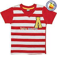 Турецкие футболки для мальчика от 5  до 8 лет (4541-2)