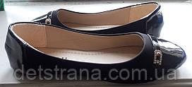 Женские подростковые туфли