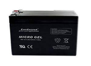 Гелевый аккумулятор EverExceed MG 12-18G (Micro Gel 12В 18Ач)