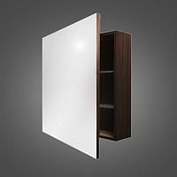 Шкафчик зеркальный MC-700 (ШЗ-700) цвета исполнения-Венге;Белый.