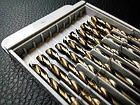 Сверло по металлу  HSS-М35 Кобальтовые (Со 5%) 6 мм