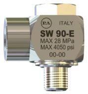Вращ. угловое соединение поворотной консоли PA SW-90