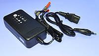 Устройство зарядное для аккумуляторов гелевых/мото/авто 12V (2-90Ah) Vipow  BAT1131
