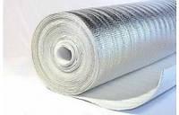 Полотно 5 мм ламинированное металлизированной пленкой (50м.кв) - УкрИзоПром