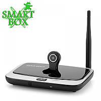 """Смарт ТВ Приставка cs918 """"S"""" Android Smart TV  с веб-камерой"""