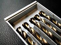 Сверло по металлу  HSS-М35 Кобальтовые (Со 5%) 6,8 мм