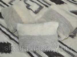 Подушка с шерсти овчины