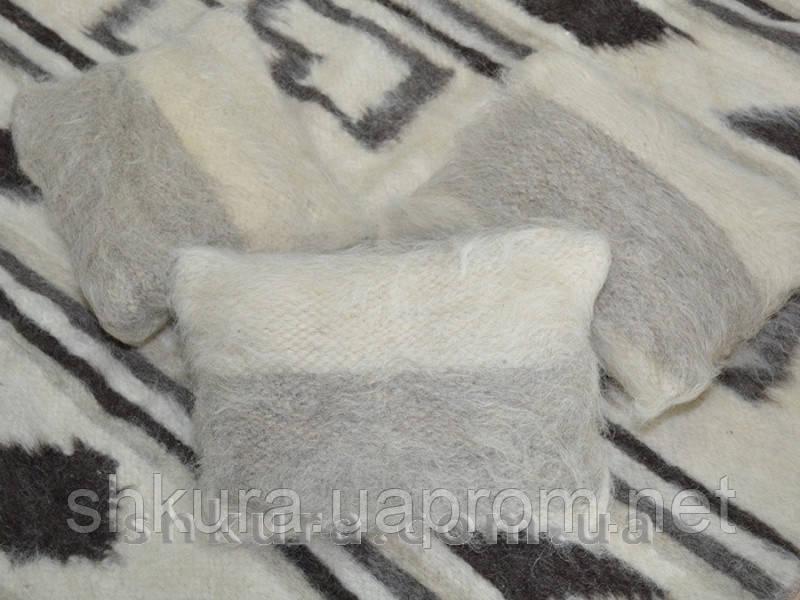 Подушка с шерсти овчины, фото 1