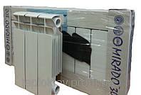 Алюминиевый радиатор Mirado 300/85 (низкие алюминиевые радиаторы)