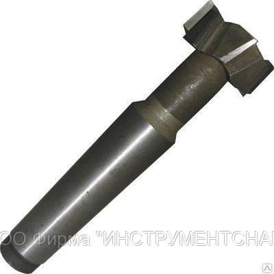 Фреза для обработки Т-образных пазов 12 мм, 2252-0156. ГОСТ 7063-72