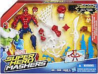 Игрушка Человек-Паук саблезубый  (Машерс) - Spider-Man, Mashers, Hasbro