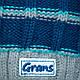 Комплект шапка и шарф для мальчика, Grans (Польша), подкладка SOFTI TERM, A760ST, фото 6