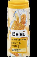 Balea Cremedusche Milch & Honig, 300 ml - Крем-гель для душа Молоко и мед, 200 мл