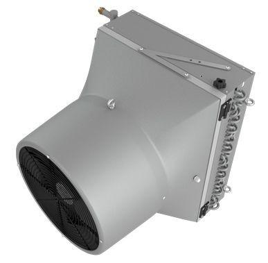 Водяной воздухонагреватель Leo AGRO HP