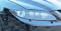 Реснички на Mazda 6 GG (накладки передних фар Мазда 6 GG стиль Mps)