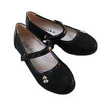 Школьные туфли Yalike для девочки