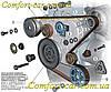 Ремень генератора Hyundai Accent (4PK812) MANDO