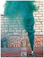 Дымный факел MIX (Green, Yellow, Red, Blue, Orange) 35сек, фото 4