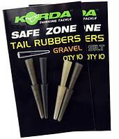 Трубка - фиксатор для клипсы Korda Safe Zone Rubbers Clay