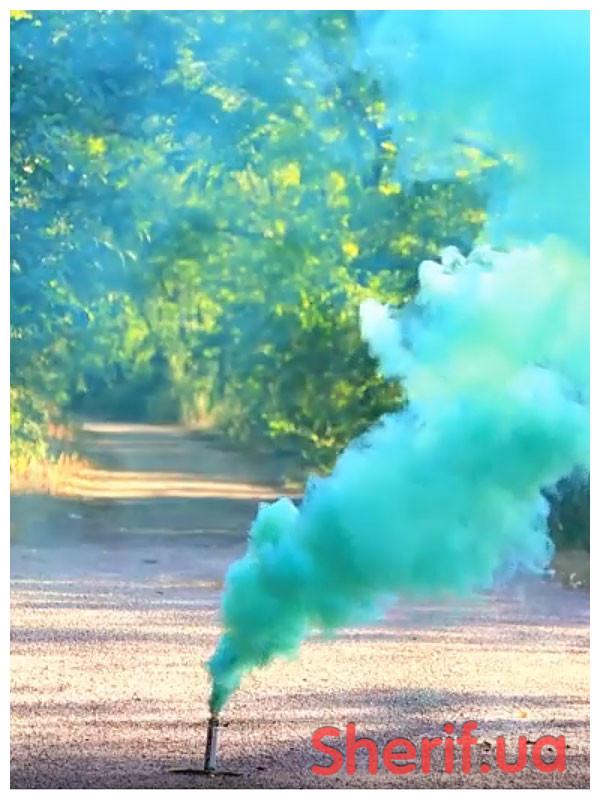 Димний факел MIX (Green, Yellow, Red, Blue, Orange) 45сек