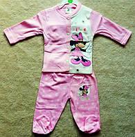 Пижамка детская для девочки Мини Маус Disney