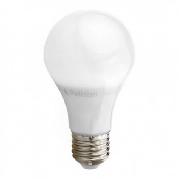 LED лампа E27 6,3W Bellson