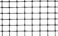 Сетка вольерная (пластиковая) Tenax Авиари 1,5м черная