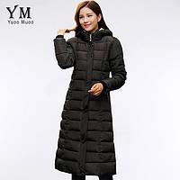 Женский зимний пуховик, женское зимнее пальто. Модель 756, фото 1