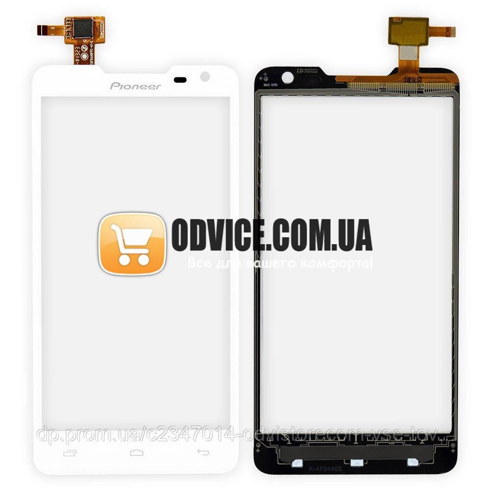 Тачскрин (сенсор) Prestigio PAP 5044, цвет белый, на 2 sim карты - Odvice.com.ua™ - Все товары для вашего комфорта! в Днепре