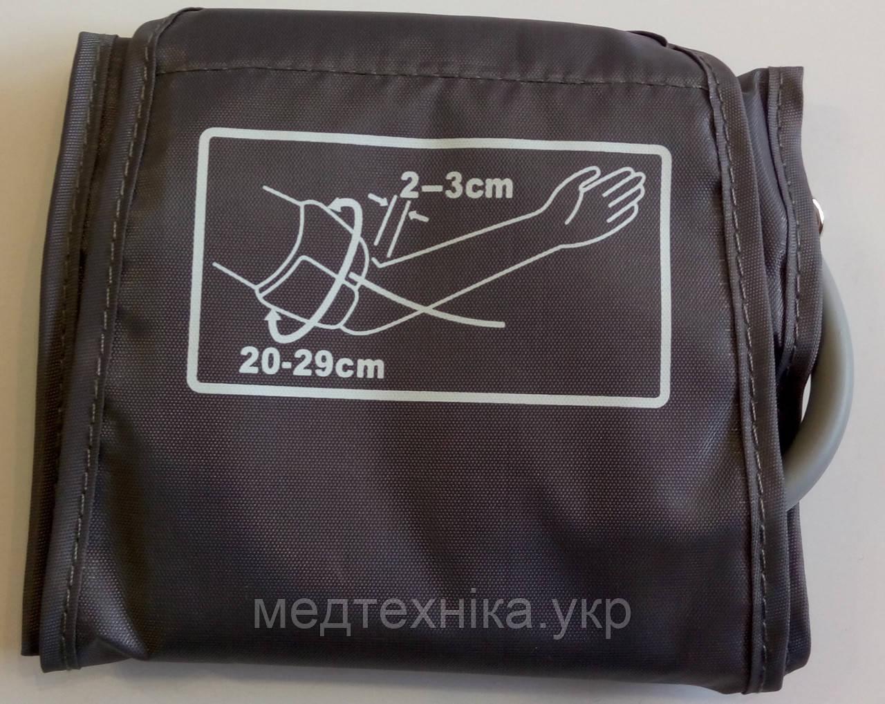 Манжета  для электронного  тонометра на  плечо подростковая (20-29 см.) как на AND