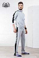 Спортивный костюм мужской Армани Мод. 1001  рус., фото 1