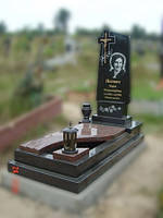 Пам'ятник елітний одинарний peo-01