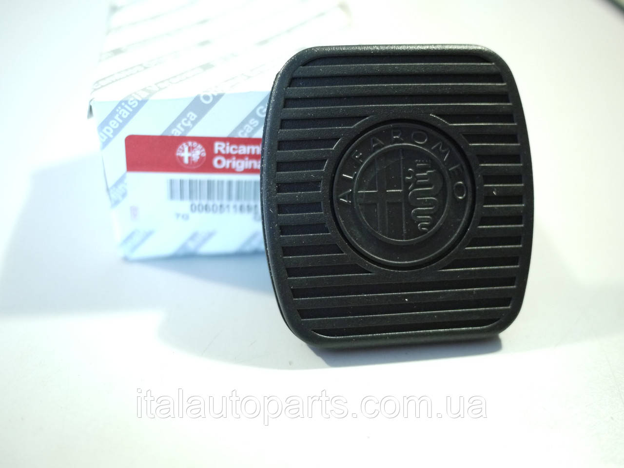 Накладка педали тормоза Alfa Romeo 164