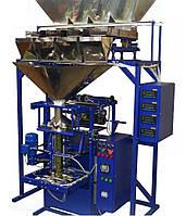 Фасовочно-упаковочный автомат с весовым дозатором 4-х руч.