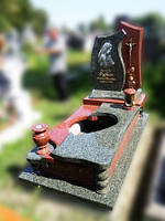 Пам'ятник елітний одинарний peo-12
