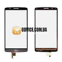 Тачскрин (сенсор) LG D855 (G3), цвет черный, копия высокого качества