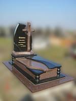 Пам'ятник елітний одинарний peo-23