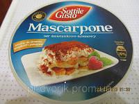 Сыр маскарпоне Sottile Gusto, 250 г