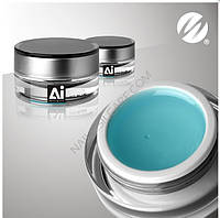 Affinity Ice Blue - прозрачно-голубой гель (разлив) 15грамм