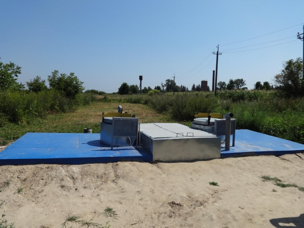 Био газовая установка БГУ-40 м. (метан, переработка отходов, утилизация, биогумус)  - Кооператив.com.ua в Киеве