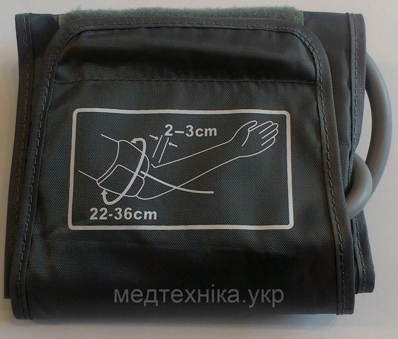 Манжета  для электронного  тонометра на  плечо удлиненная (22-36 см.) как на AND, фото 1