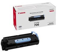 Заправка картриджа Canon 706 (0264B002) для МF6530, МF6540PL, МF6550, MF6560PL, MF6580PL
