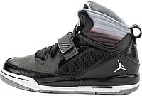 Баскетбольные кроссовки Nike Air Jordan Flight 97 (найк аир джордан) черные