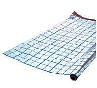 Пленка изоляционная полиэтиленовая шириной 1 м с разметкой 5х5 см