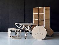 Садовая мебель из фанеры