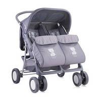 Детская  коляска для двойни Bertoni TWIN