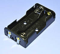 Отсек для батарей  АА на 2шт, контакты под пайку  GNI0059