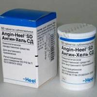 """""""Ангин Хеель С""""-таблетки от горла, при ангине,фарингите(50табл.,Германия)"""