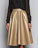 Расклешенная юбка | Кожаный колокольчик sk