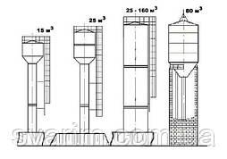 Водонапорная башня ВБР-15-10